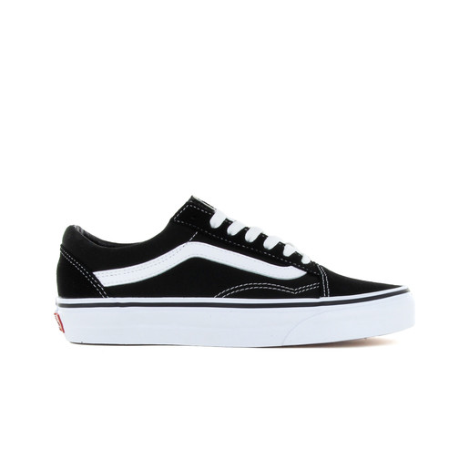UA Old Skool Black/White NEBL, 3,5