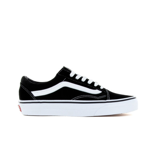 UA Old Skool Black/White NEBL, 11,5