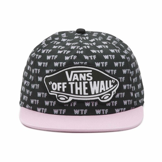 WM FLIPSIDE HAT WTF NE RS, UNICA
