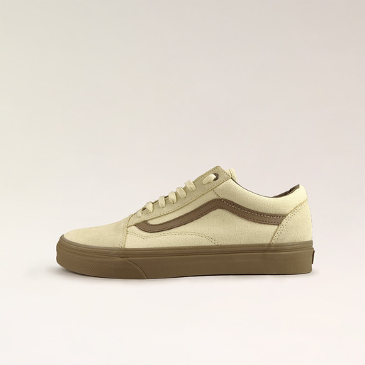 UA OLD SKOOL (C D) CREAM/ BE, 10