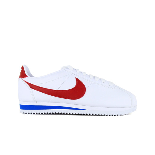 WMNS CLASSIC CORTEZ LEATHER BL RO, 9