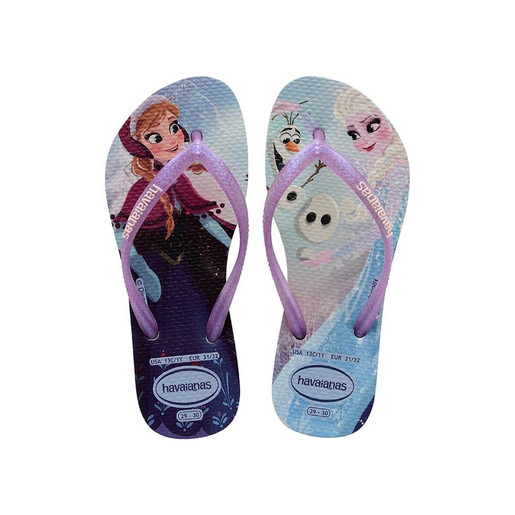 HAV. KIDS SLIM FROZEN BL, 2324