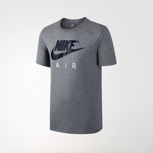 M NSW TEE TB AIR HD LOGO GR, XS