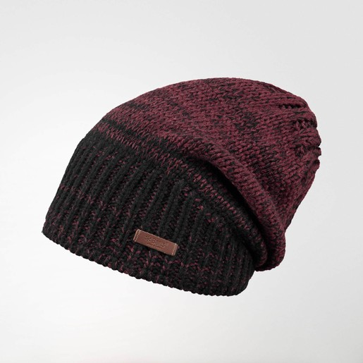 BRIGHTON BEANIE BURGUNDY ONE SIZE, UNICA