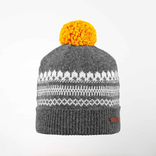 PAMPERO BEANIE DARK HEATHER ONE S, UNICA