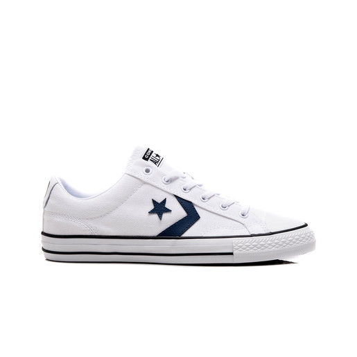 STAR PLAYER - OX - WHITE/NAVY/BLACK, 12
