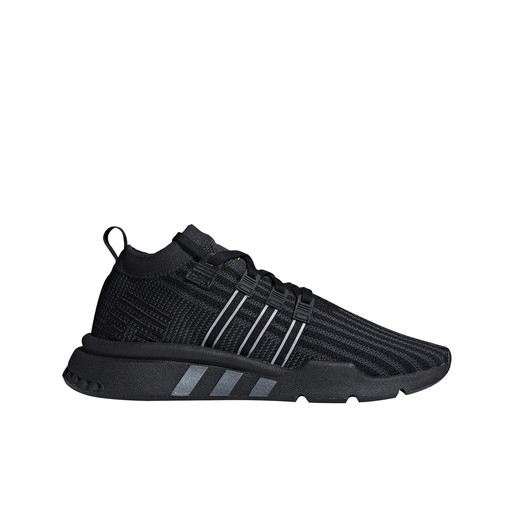 EQT SUPPORT MID ADV PK CBLACK/CARBO, 7,5