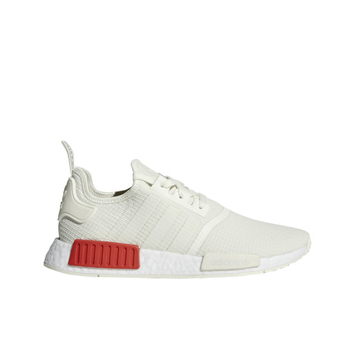NMD_R1 OWHITE/OWHITE/LUSRED, 6,5