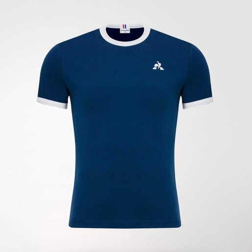 ESS Tee SS N�3 M dress blues/new opti, M