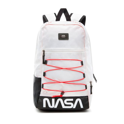 MN SNAG PLUS BACKPAC SPACE WHITE, UNICA