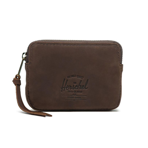 Oxford Pouch Leather RFID Nubuck, UNICA