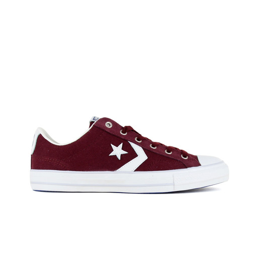 STAR PLAYER - OX - DARK BURGUNDY/WHI, 11