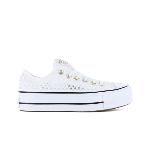 CHUCK TAYLOR ALL STAR LIFT BL CROCH, 9