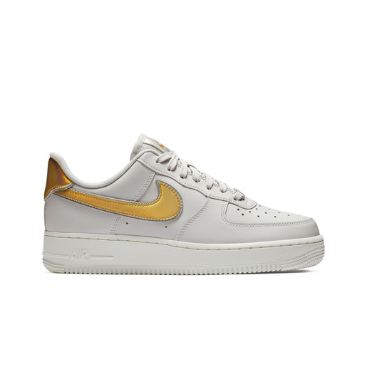 WMNS AIR FORCE 1 '07 MTLC BL/DO, 9