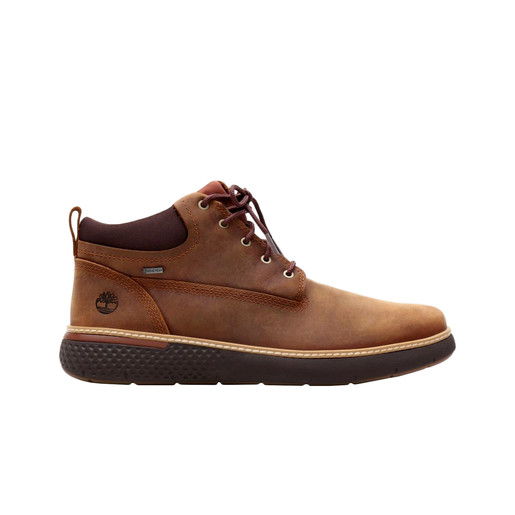 Cross Mark GTX Chukka SADDLE BROWN M, 12