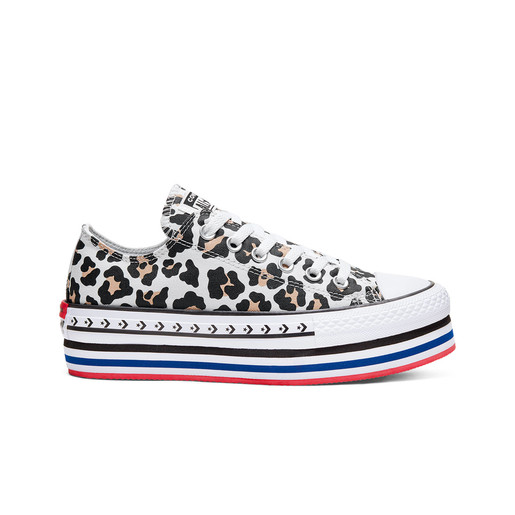 CHUCK TAYLOR ALL STAR PLATFORM LAYE, 5,5